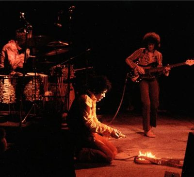 Memory Rewind: The Giddy Statues US tour with JIMI HENDRIX: 1967