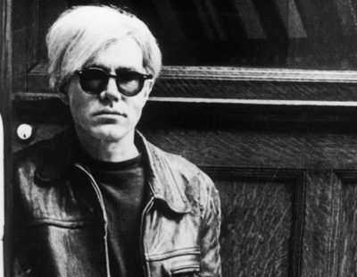 ANDY WARHOL directs BENDER in 1982 music video